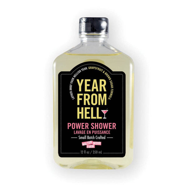 Power Shower - Year from Hell