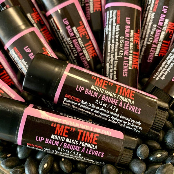 ñMe timeî Mojito Magic Lip Balm