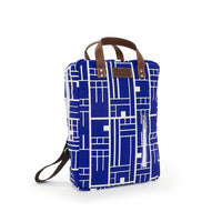 Tribeca Zippered Backpack