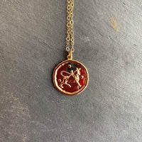 Horoscope Necklaces