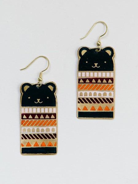 Bear Necessities Earrings
