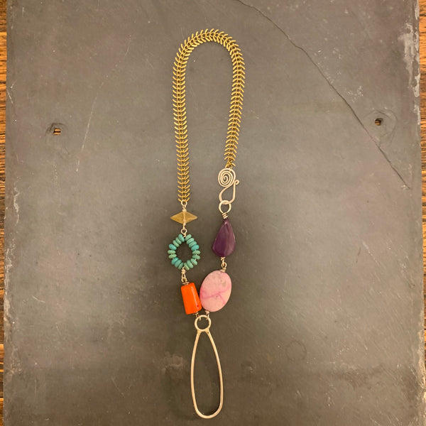Paradiso necklace