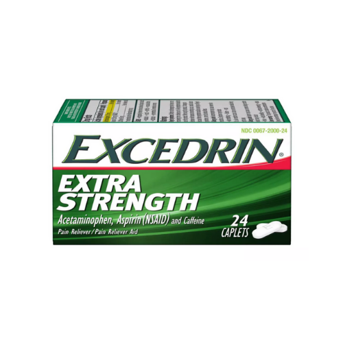 Excedrin Extra Strength 24 ct