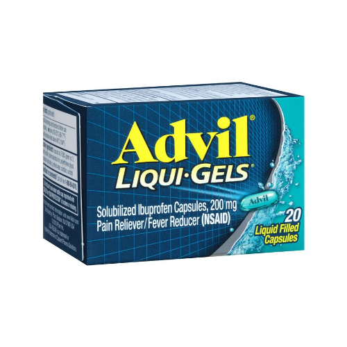 Advil Liqui-Gels 20 ct