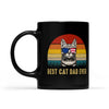 Foreign Cat Best Cat Dad Ever - To Dad Mug