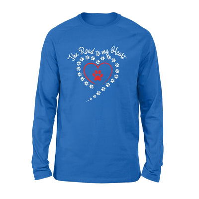 The Road to my heart - Long Sleeve