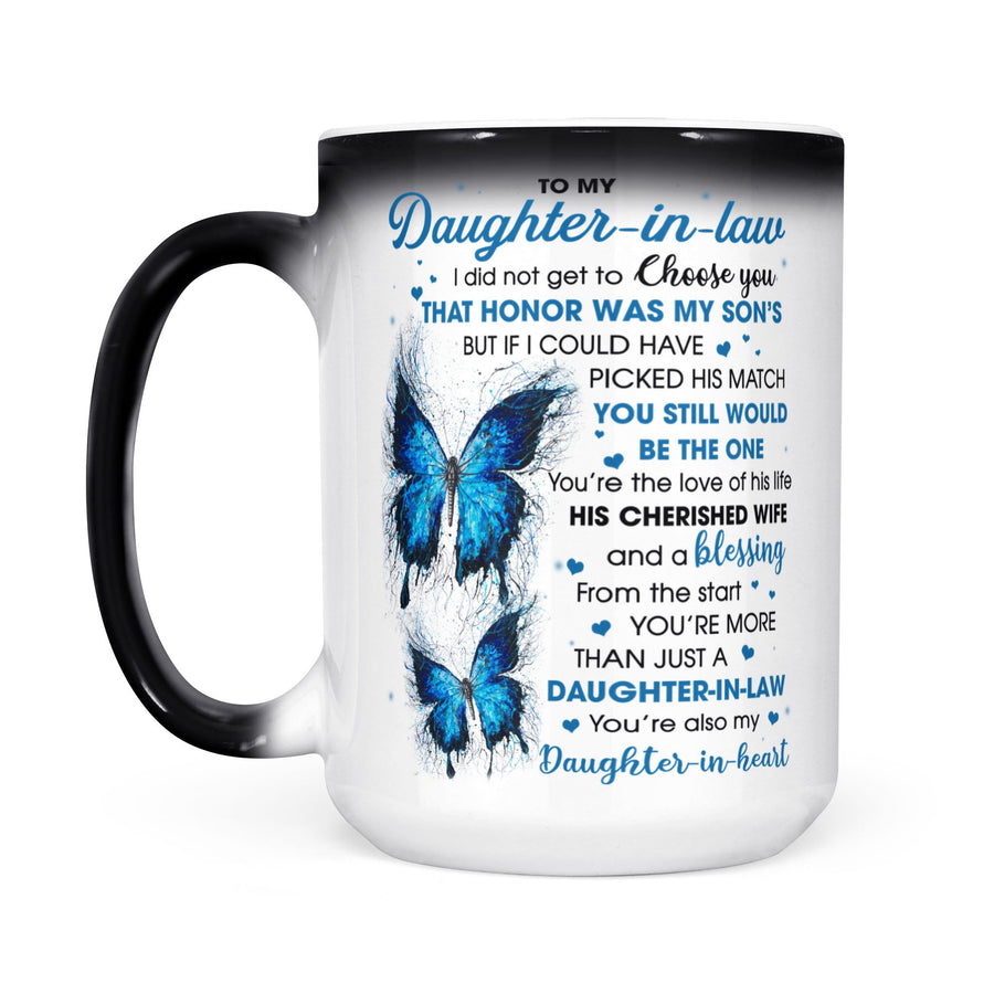 You Still Would Be The One-To Daughter-In-law - Color Changing Mug
