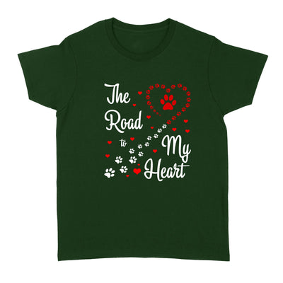 Limited Edition-The Road to my heart - Women's T-shirt