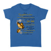 Butterfly To My Daughter-In-Law I Did Not Get To Choose You That Honor Was My Son's Women's T-shirt
