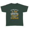 It Takes Someone Very Special To Be A Stepdad - Standard Youth T-shirt