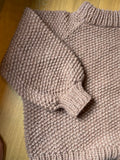 Ingrids Pearlsweater My Size (English)