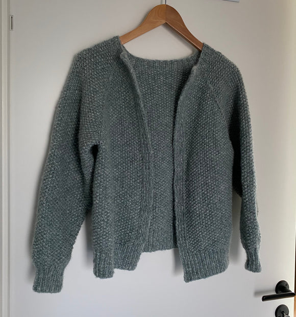 Sofies Pearlcardigan (English)