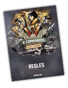 V-Commandos: Secret Weapons Rules 2nd Print