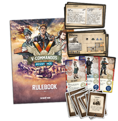 V-Commandos: Resistance 1st Print Upgrade Pack - USA