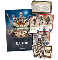 V-Commandos 1st Print Upgrade Pack - USA