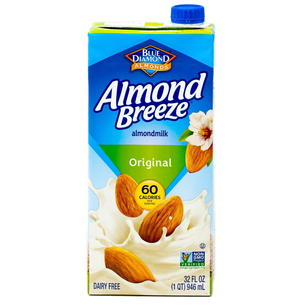 Almond Breeze Almondmilk  Original Dairy Free 32 oz