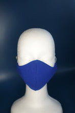 Load image into Gallery viewer, Royal Blue Face Mask