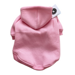 Woofingdales Pink Casual Dog Hoodie - ULTRA Soft