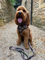 "Woofingdales Comfort Dog Lead ""Can't See Me"" Camouflage"