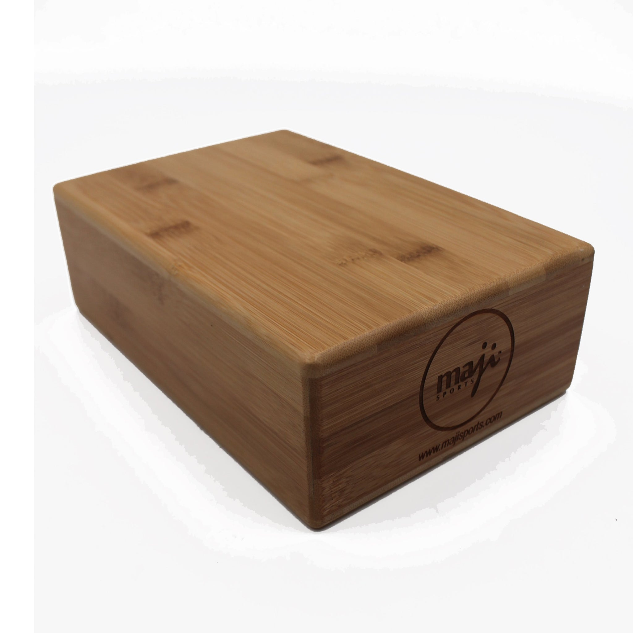 Bamboo Yoga Block