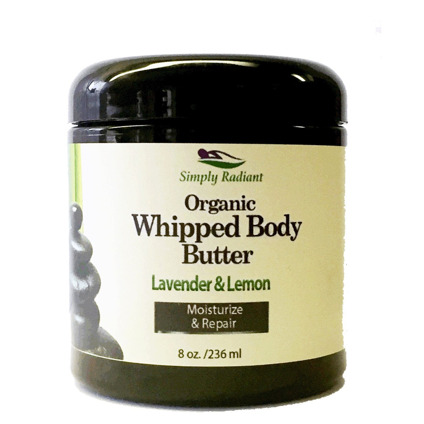 Organic Whipped Shea Body Butter