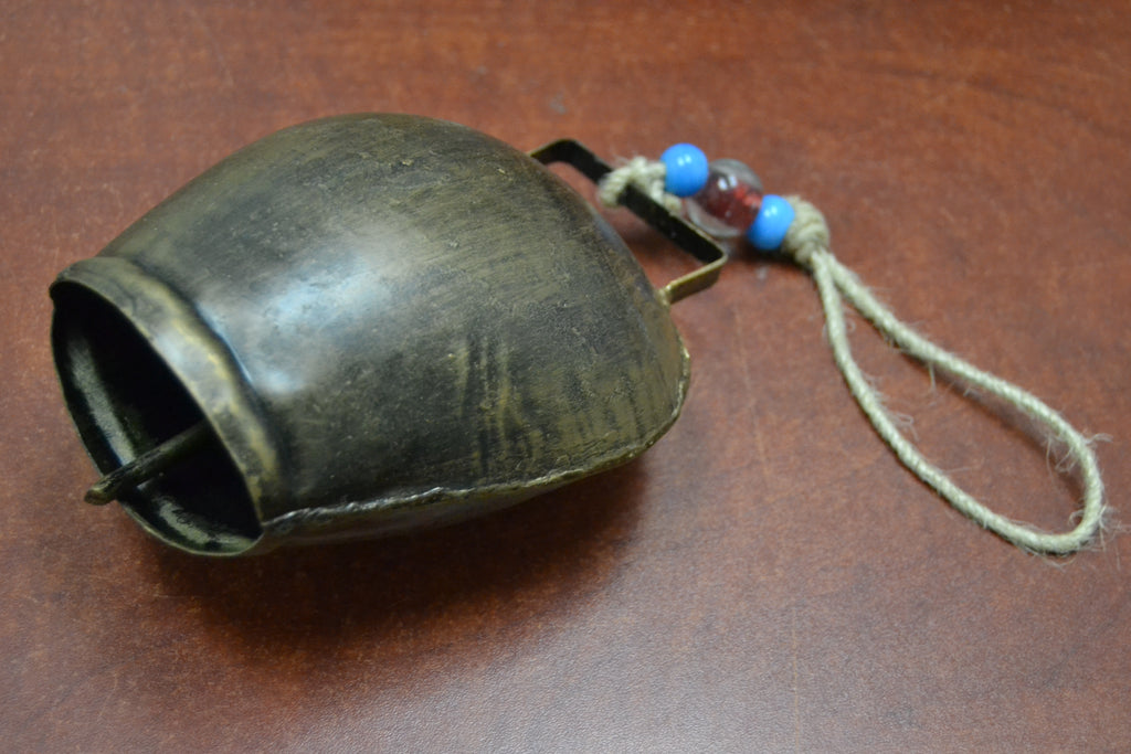 Handmade Rusty Iron Metal Bell