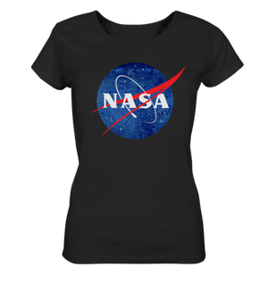 NASA Logo - Ladies Organic Shirt