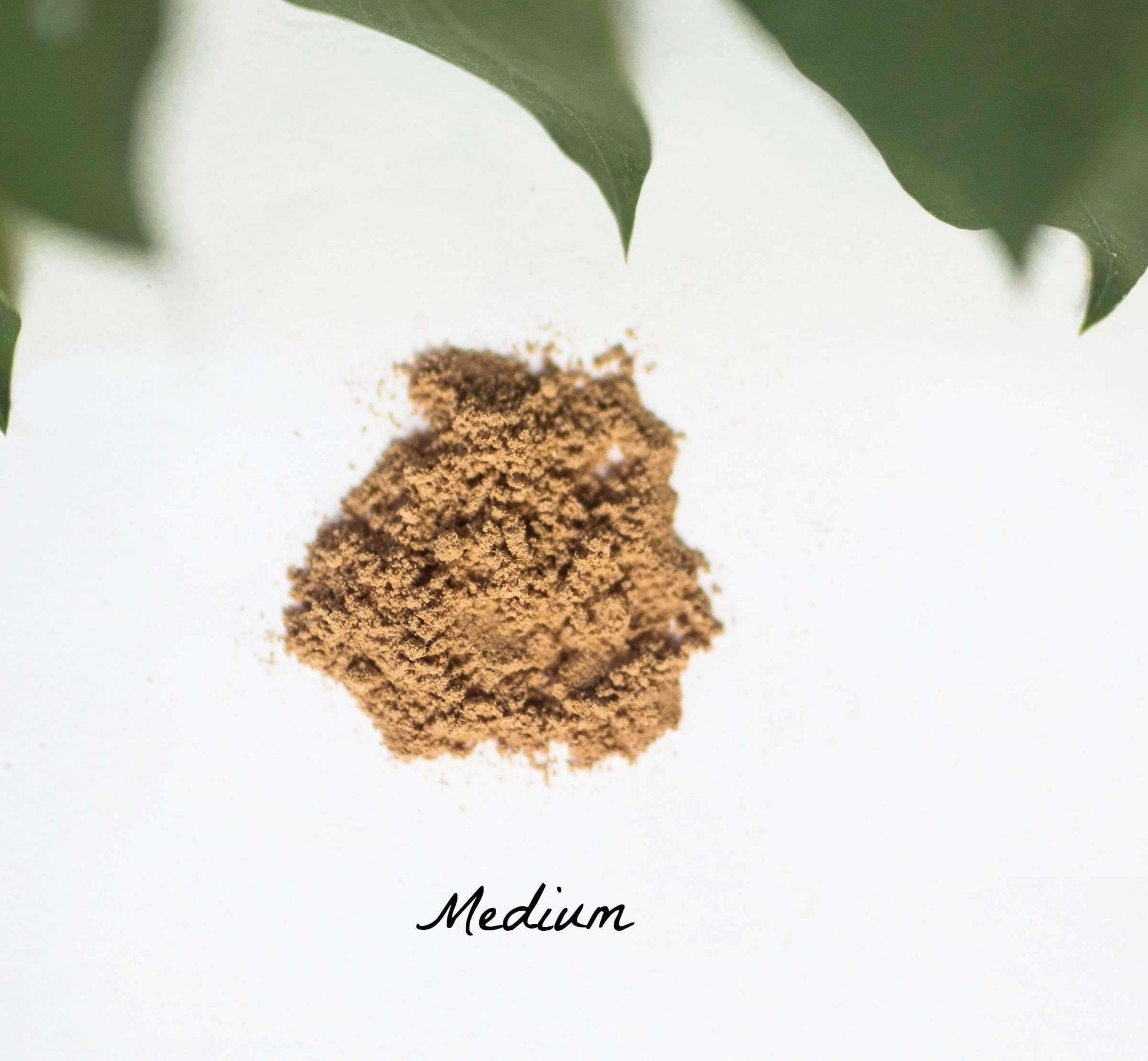 Organic Loose Face Powder - Medium