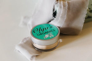 Organic Loose Face Powder - Light