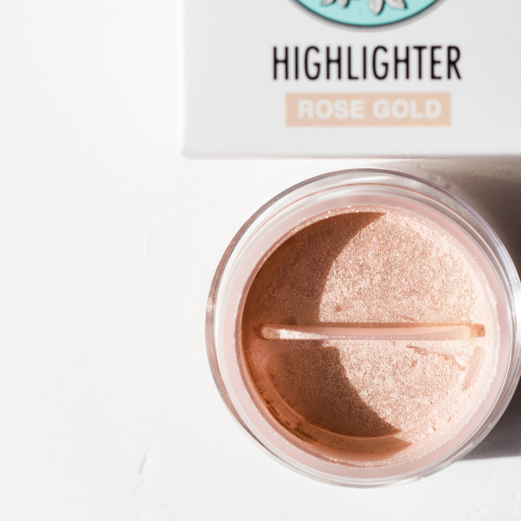 Organic & Mineral Highlighter - Rose Gold