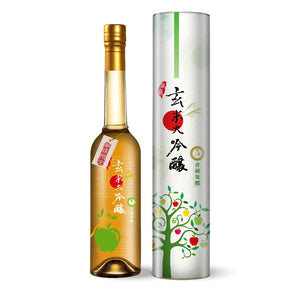 玄米大吟釀 青苹果醋 - Aomori Apple Vinegar Aged 3 Years (500ml)