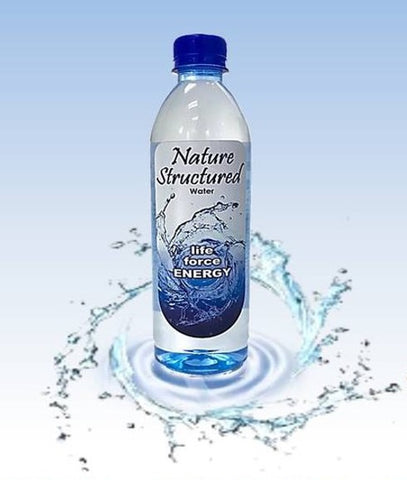 Nature Structured Water (500ml)