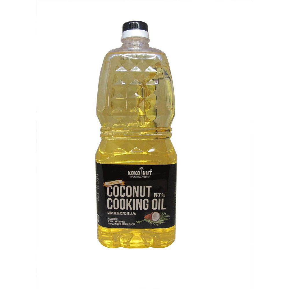 Coconut Cooking Oil (2L)