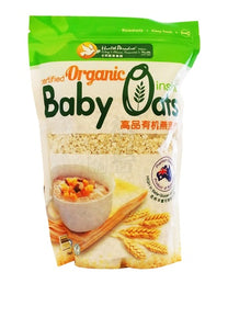 Organic Instant Baby Oats (500g)