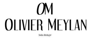 Olivier Meylan limited edition Swiss heritage watches