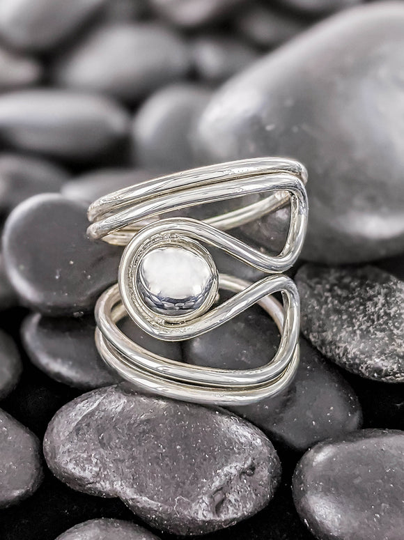 FREE FORM | Wrap | Silver | SALE