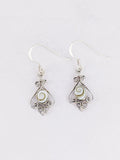 Mini filigree Shiva's Eye Earrings