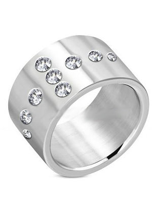 ELEGANCE | Cubic | Stainless Steel | SALE