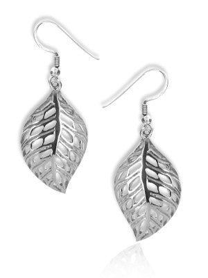 NATURE | Leaf | Silver | SALE
