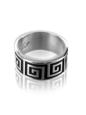 MEN | Oxidized | Silver  | SALE