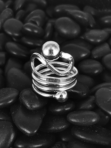 FREE FORM | Wrap | Silver