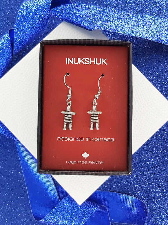 FIRST NATIONS INSPIRED | Inukshuk | Pewter