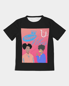 PRINCESS VIBES KIDS TEE