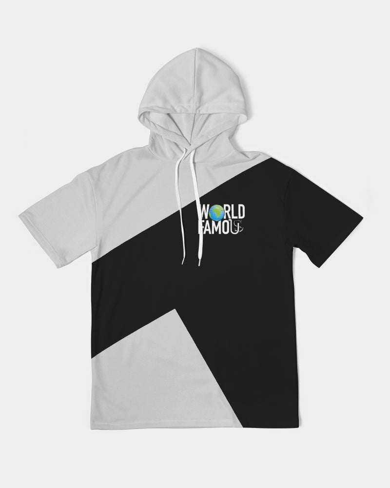 WORLD FAMOUS SHORT SLEEVE HOODIE