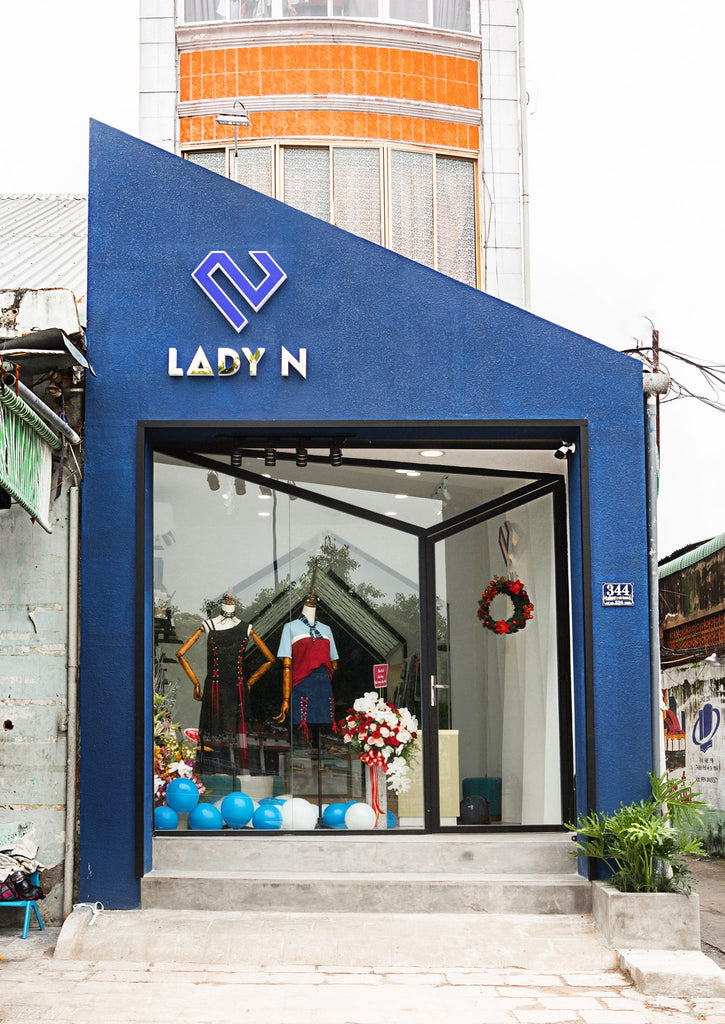 """Lady N"" - ÁINE new stockist in Ho Chi Minh City, Vietnam"