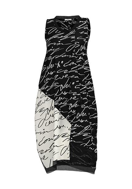 Graffiti dress