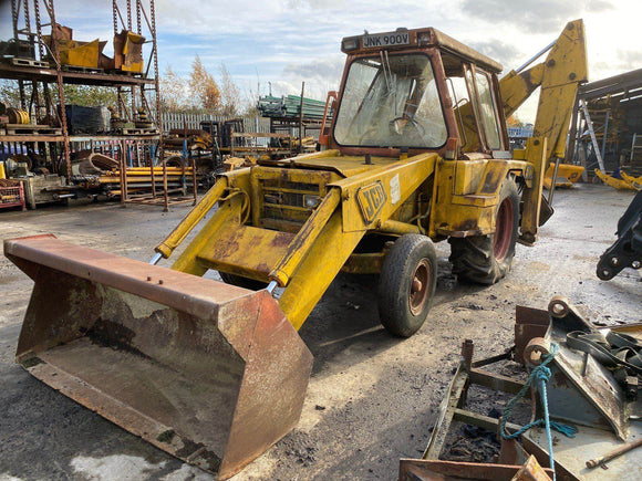 JCB 3C MK3 SERIAL NUMBER 135296 YEAR 1979