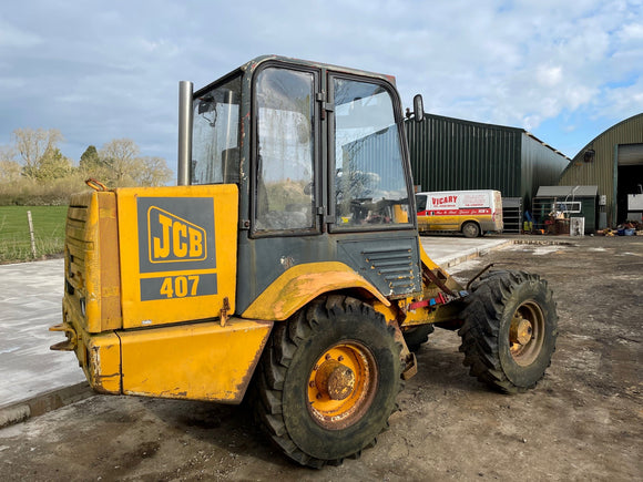 JCB 407 SERIAL NUMBER 633574 YEAR 1996