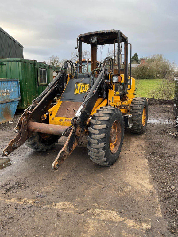 JCB 411 SERIAL NUMBER 528155 YEAR 2005