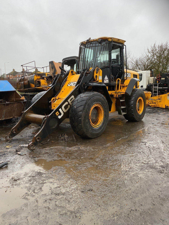 JCB 436HT SERIAL NUMBER 1410634 YEAR 2010
